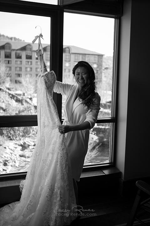 Jean Chau at Wedding