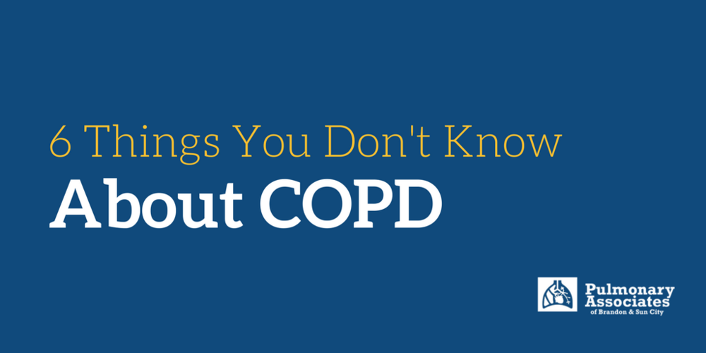 copd emphysema facts