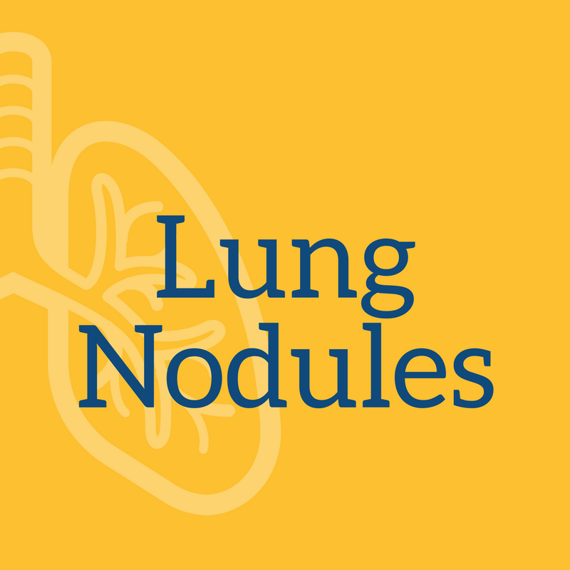 Lung Nodules, Pulmonary Associates of Brandon and Sun City