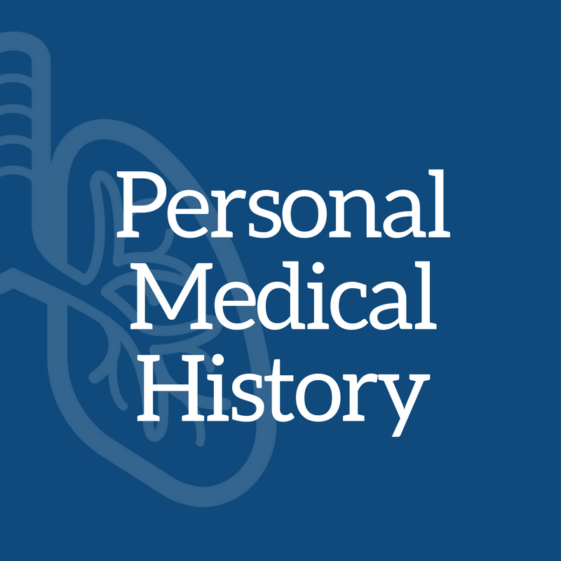 Personal Medical History Pulmonary Associates of Brandon.png