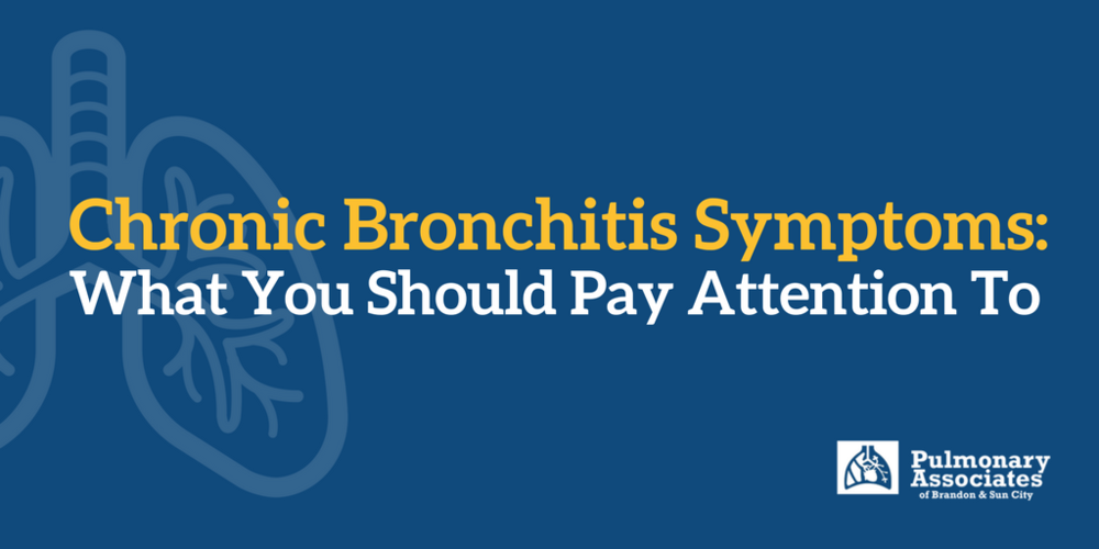 Chronic Bronchitis Symptoms, Causes Of Chronic Bronchitis, Chronic Bronchitis Treatment