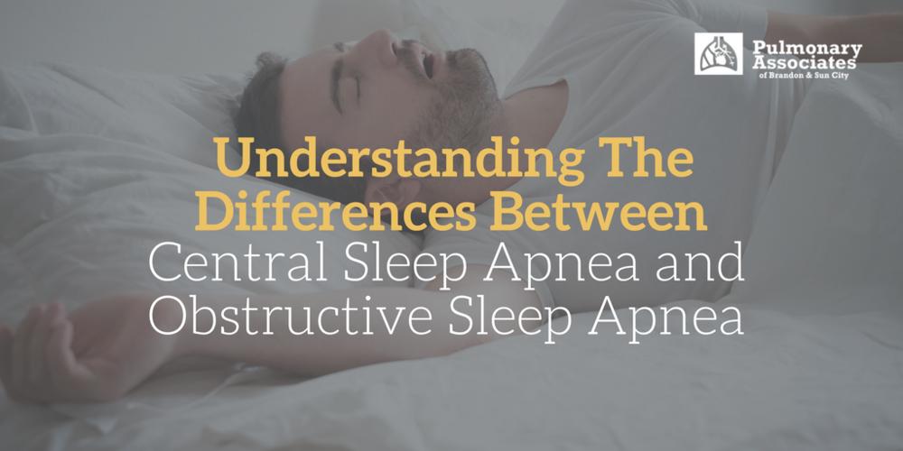 kinds of sleep apnea, types of sleep apnea, what is central sleep apnea, what is obstructive sleep apnea,