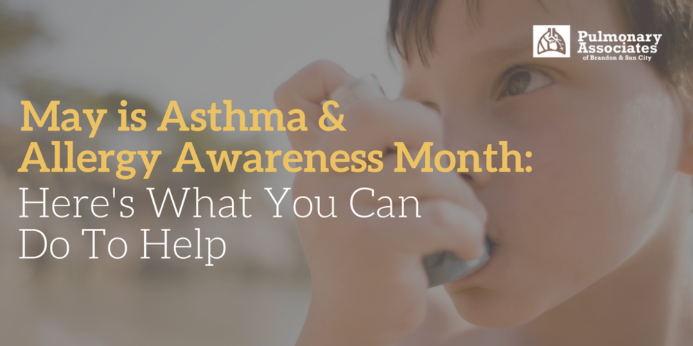 asthma and allergy awareness month, asthma and allergy foundation of america, asthma and allergy,