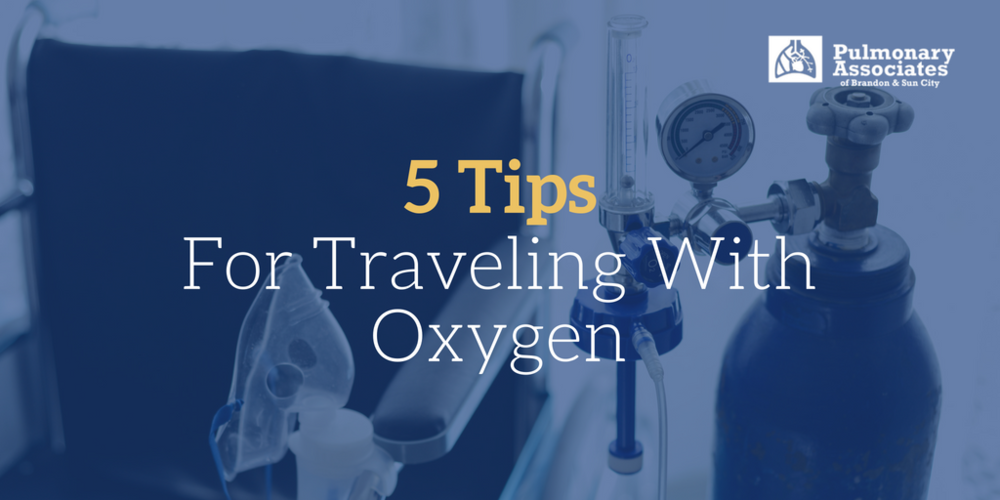 pulmonary hypertension, traveling with oxygen, pulmonary specialist