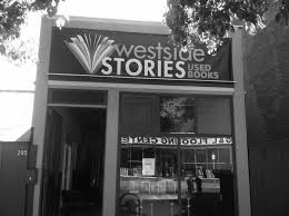 - WEST SIDE STORIES USED BOOKS