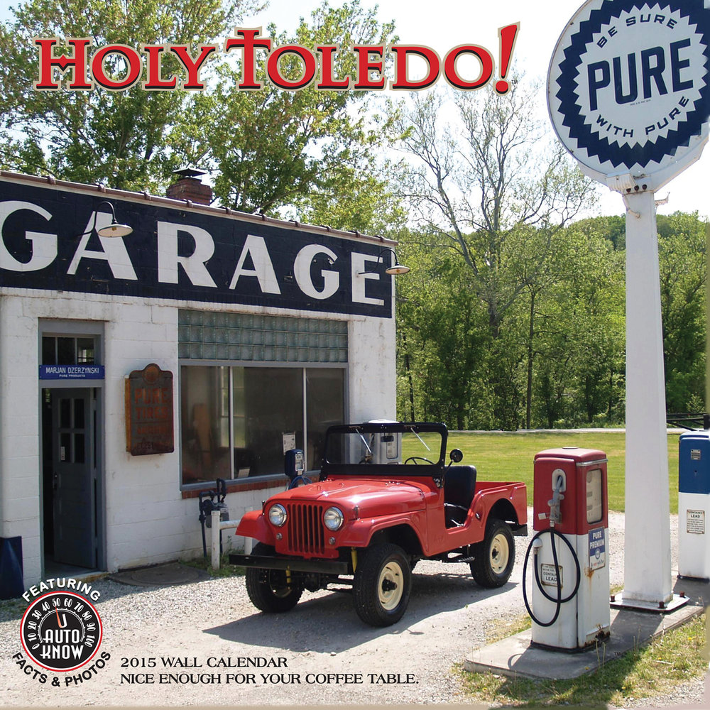 The Dispatcher Magazine And Holy Toledo Calendars