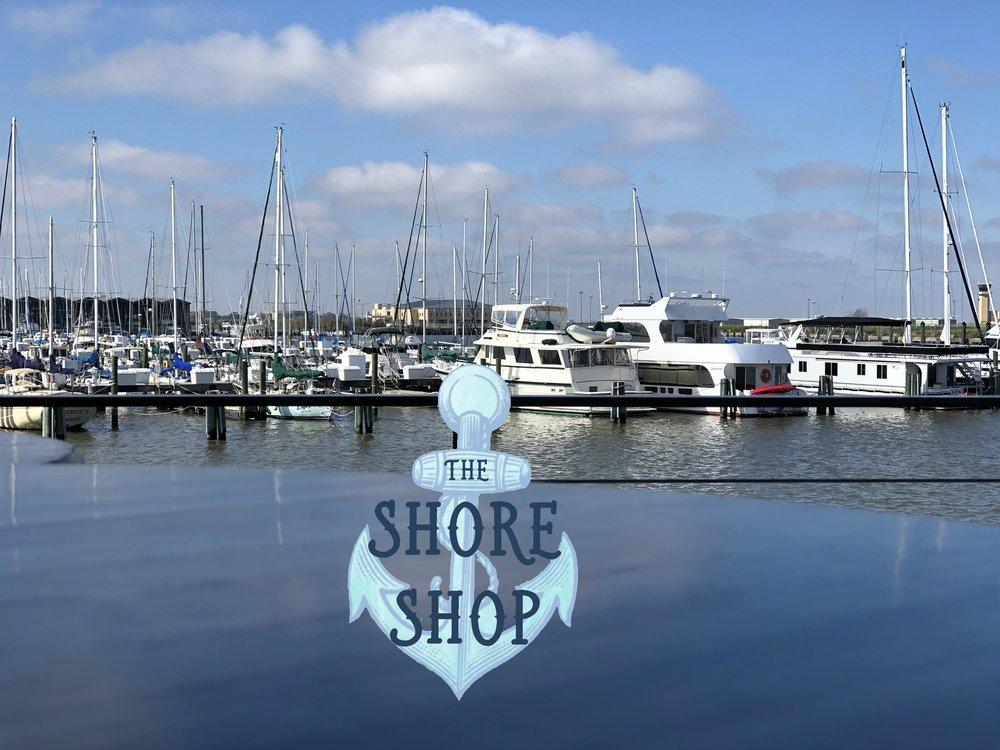 Located next to South Shore Harbor Marina.