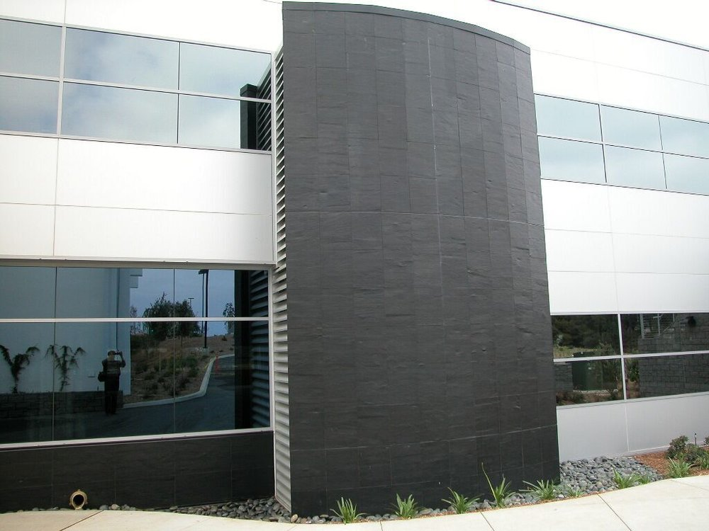 Salk Institute –Obsidian Slate