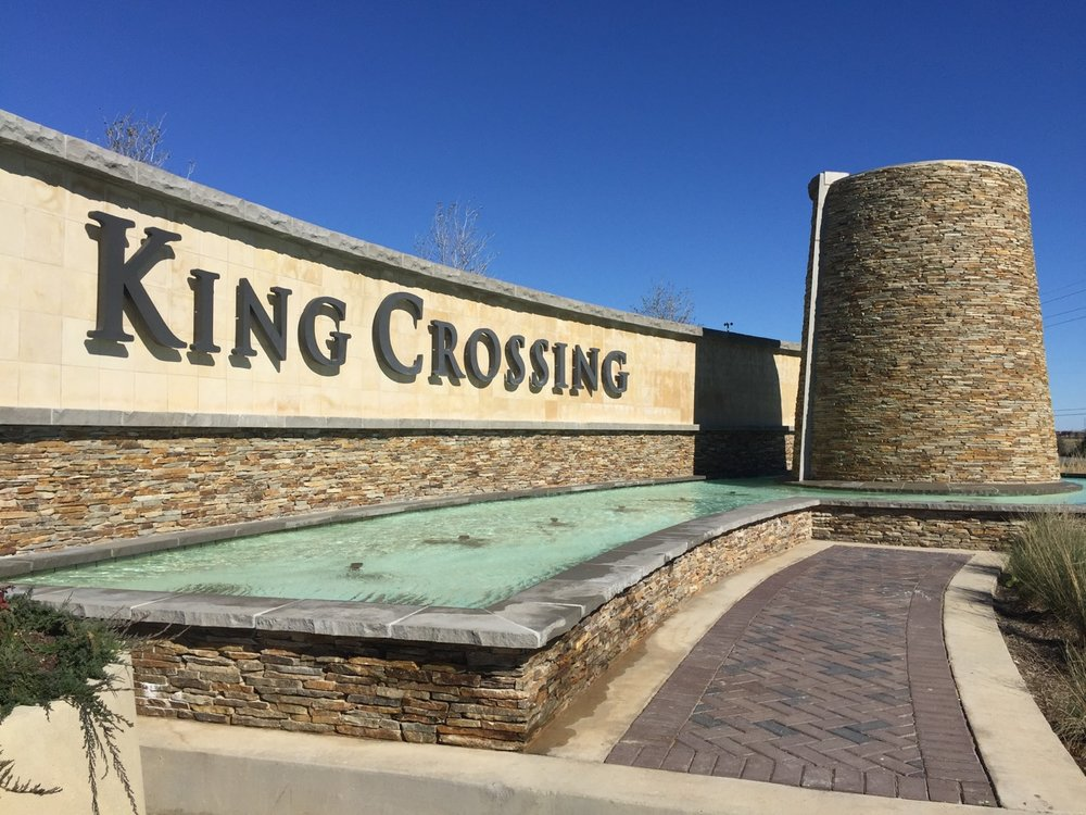 King Crossing – Shenandoah Ledgestone