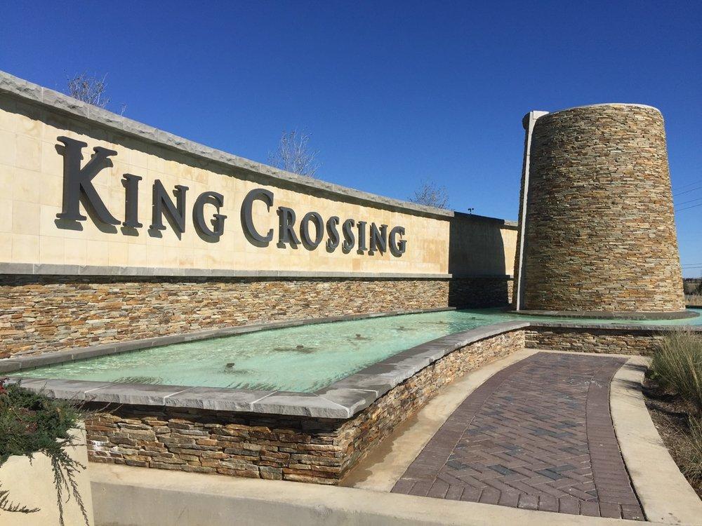 King Crossing –Shenandoah Ledgestone