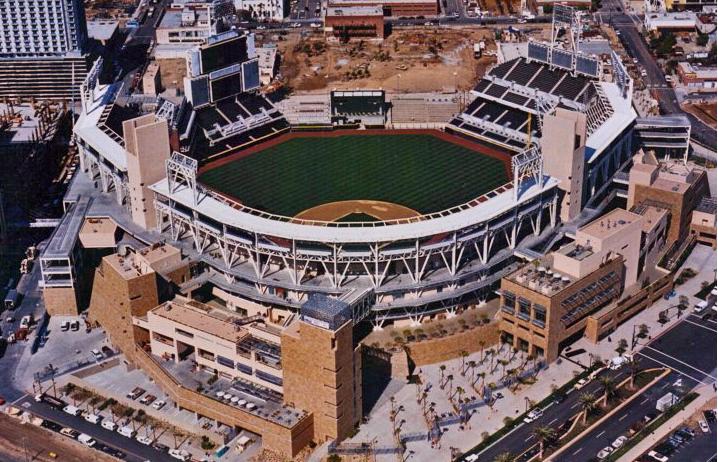 San Diego Ballpark Stadium –Sonoran Gold