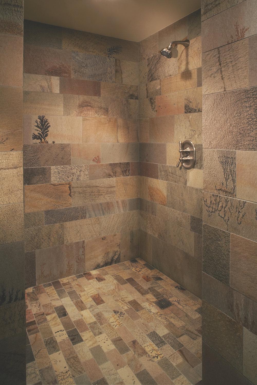 Private Residence –Rainforest Quartzite