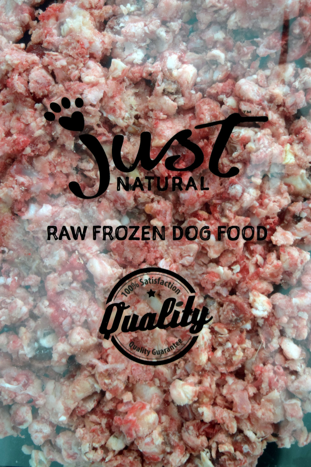Just Natural Dog Food