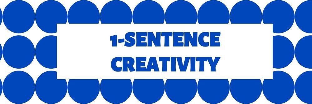 Program Banner - 1-Sentence Creativity.jpg