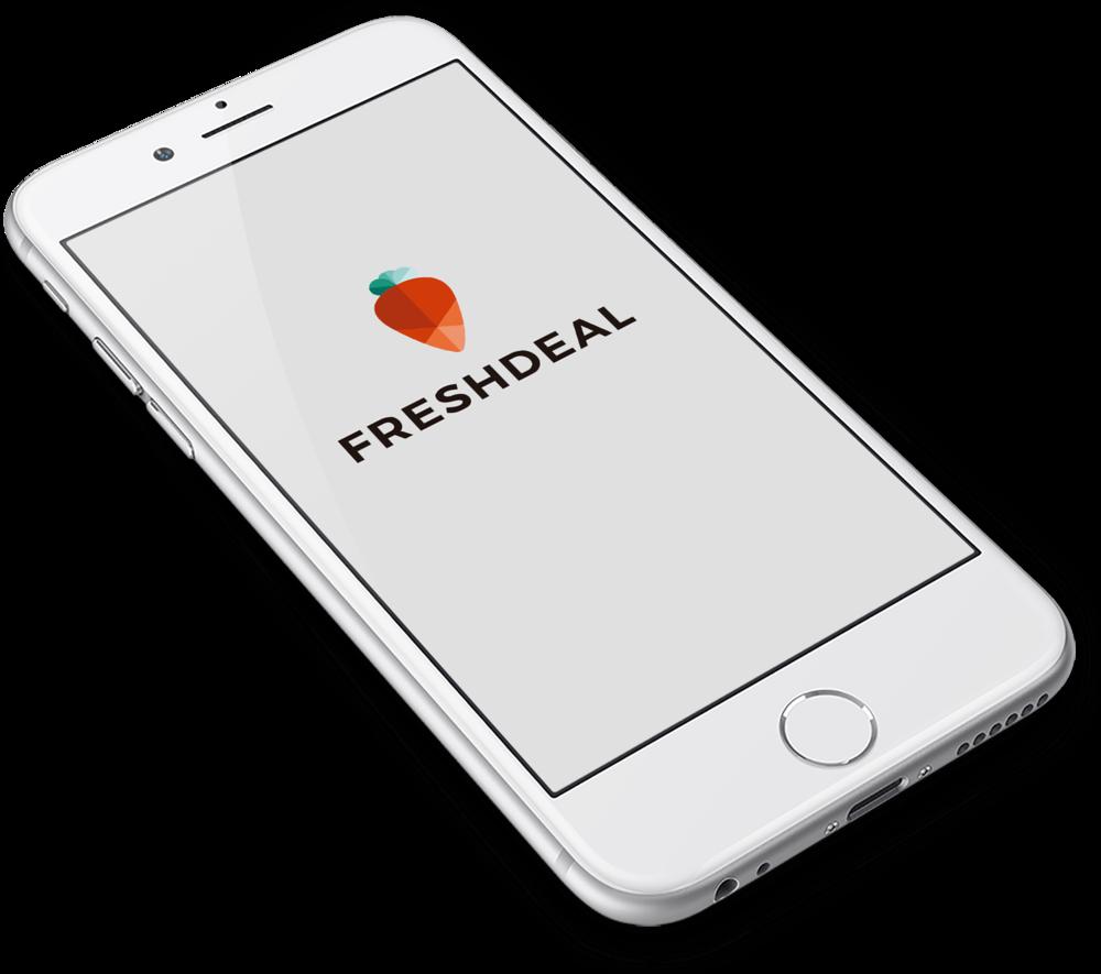 Freshdeal B2B produce marketplace