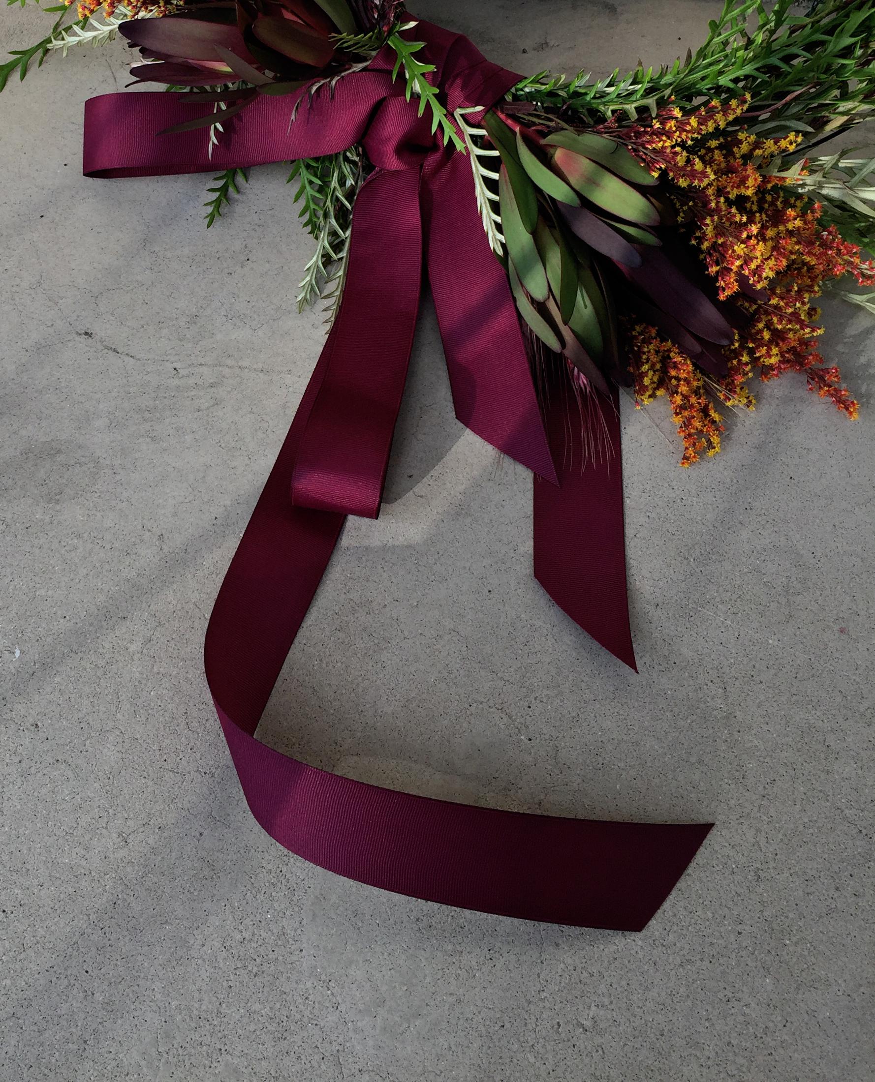 AHR FLorals Fall Wreaths