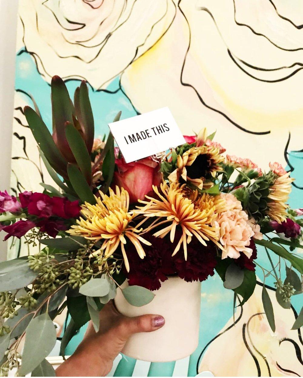 AHR Florals PINOT+PETALS