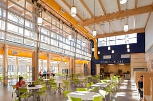 Mt. Blue Campus Food Court