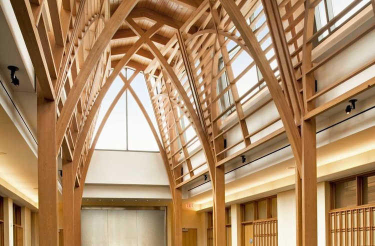 Wood Works Seminar On Mass Timber Construction Pdt