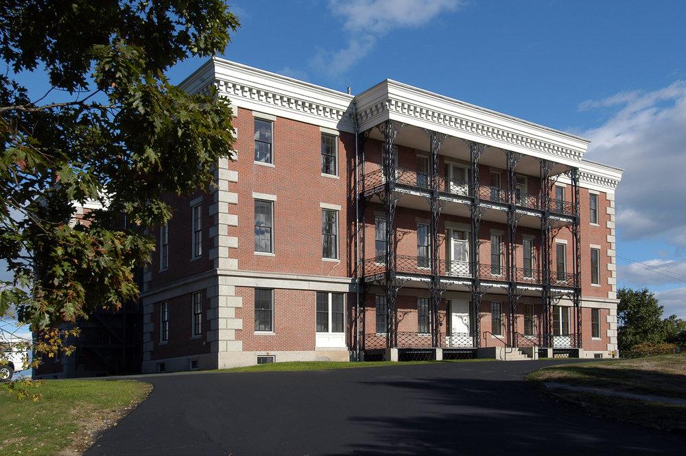 U.S. Marine Hospital Renovation