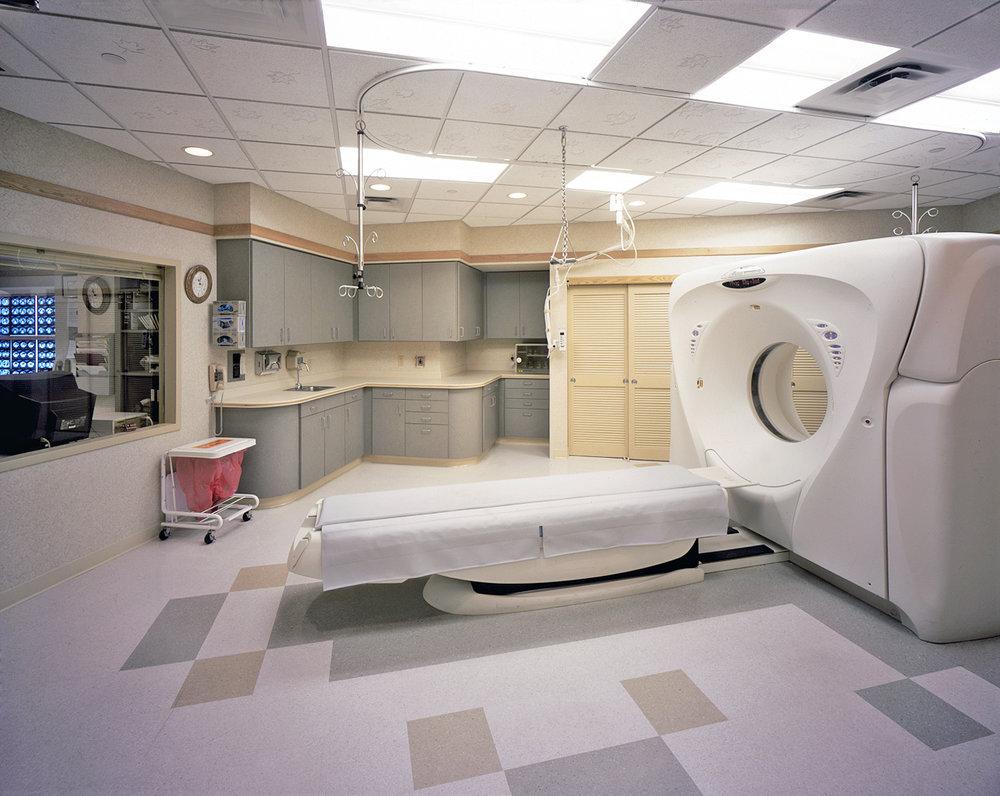 CT room
