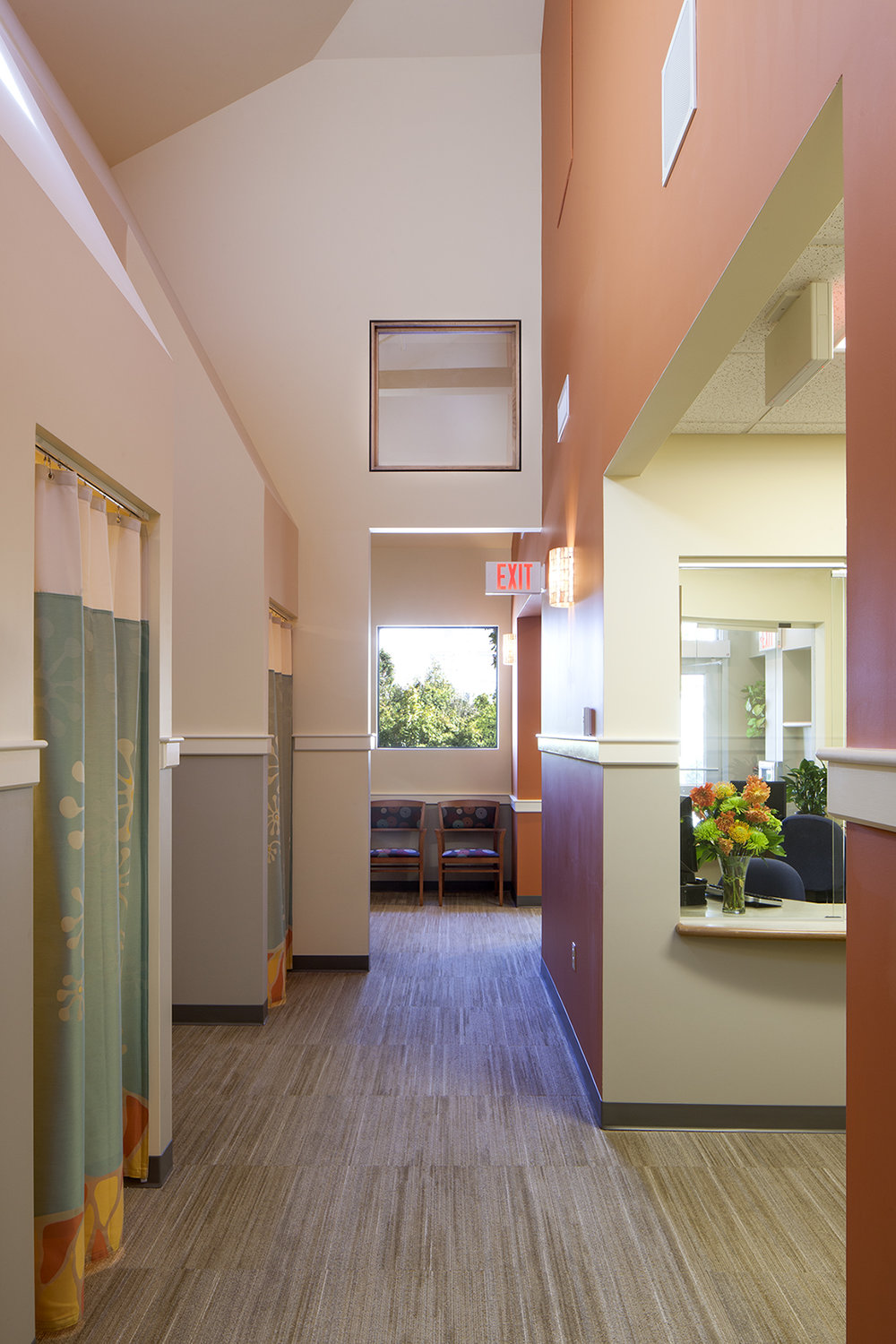 Reception/waiting—MRI Center, OA Portland
