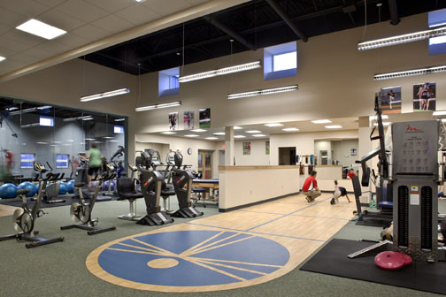 Gym—OA Performance Center, Saco