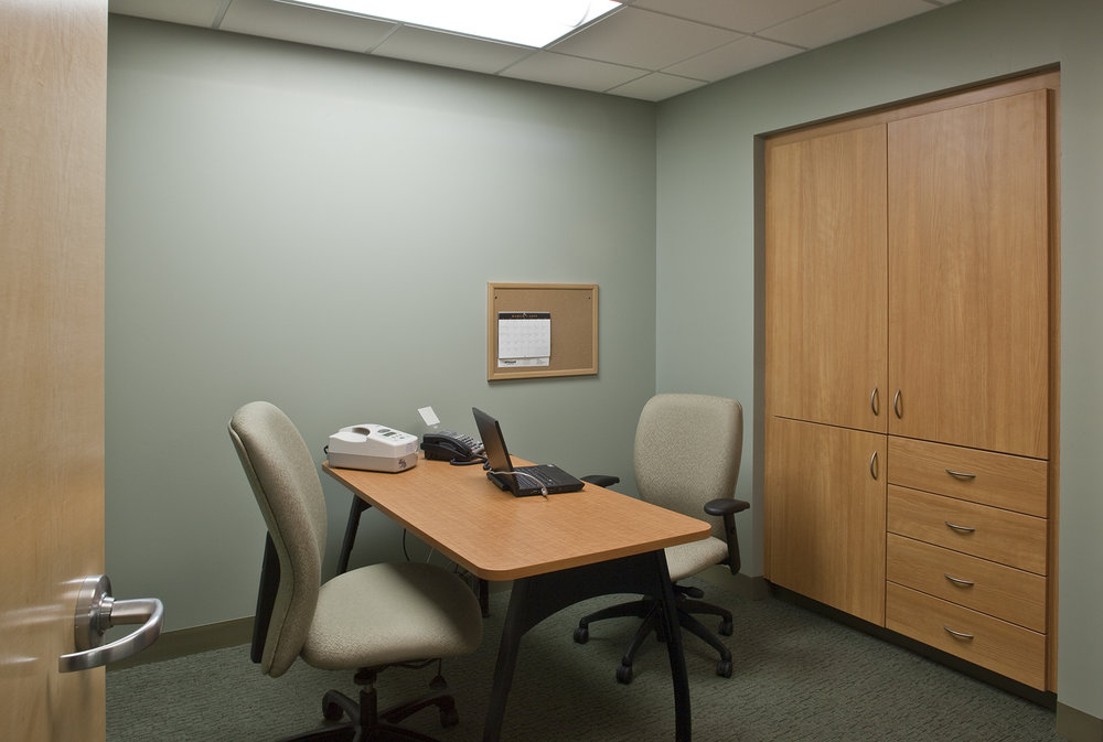 Consult room