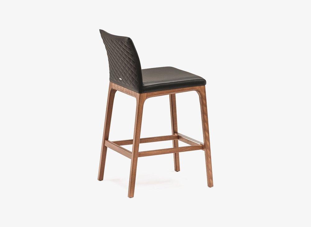 Metalmeccanica prodotti slide duetto high bar stool