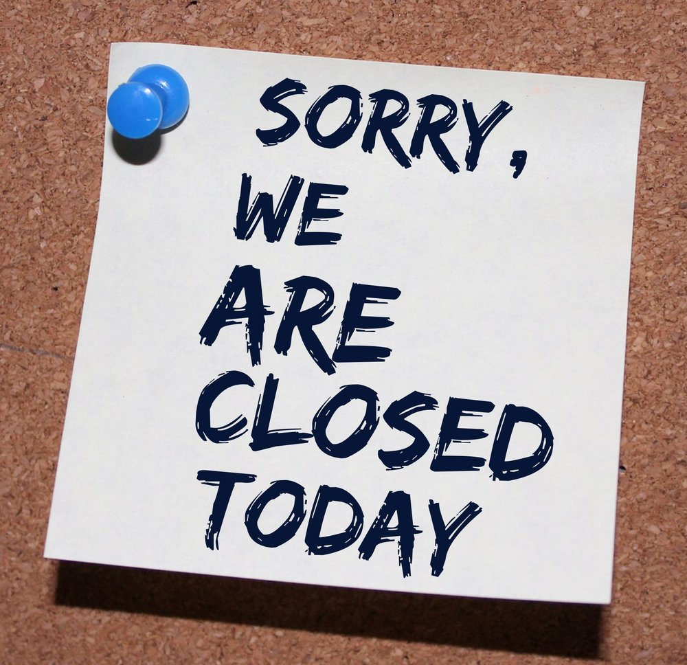 WE WILL BE CLOSED ON ALL WEDNESDAYS DURING THE MONTH OF JANUARY    We will re-open on Thursday morning and be open daily from 10am - 5pm during all the other days of the week
