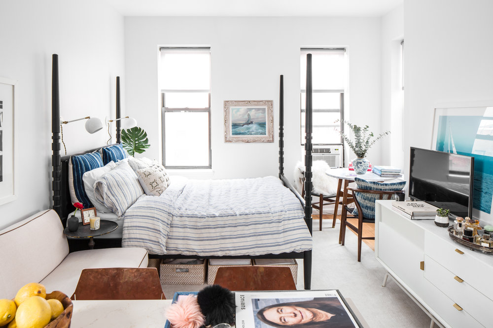 NYC APARTMENT Repost from Savvy Homes Blog - get inspired!