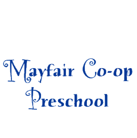 Mayfair Co-op Preschool -          Normal 0     false false false  EN-US JA X-NONE                                                                                                                                                                                               /* Style Definitions */ table.MsoNormalTable 	{mso-style-name: