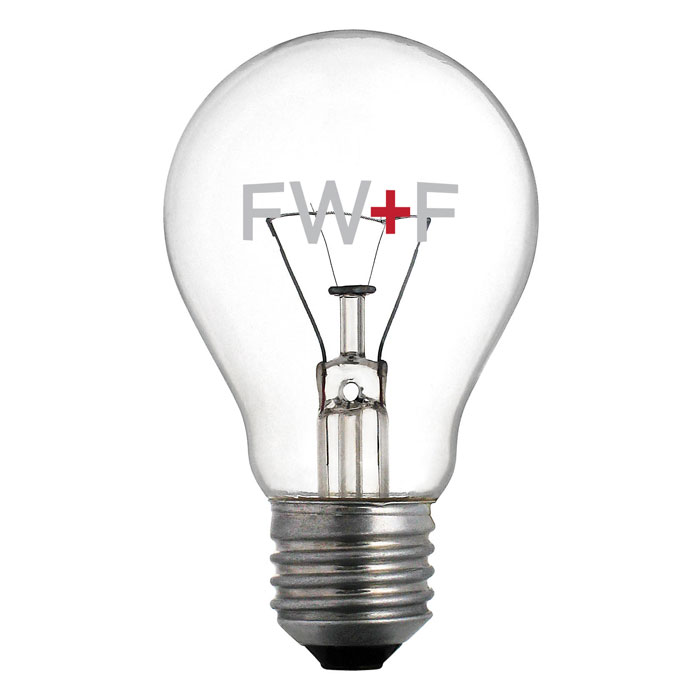 Idea Bulbs - Guaranteed to make your light fixtures 10% more creative.