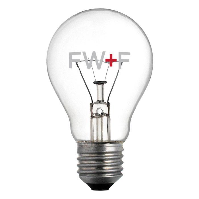 Idea Bulbs - Guaranteed to make your light fixtures 10% more creative.
