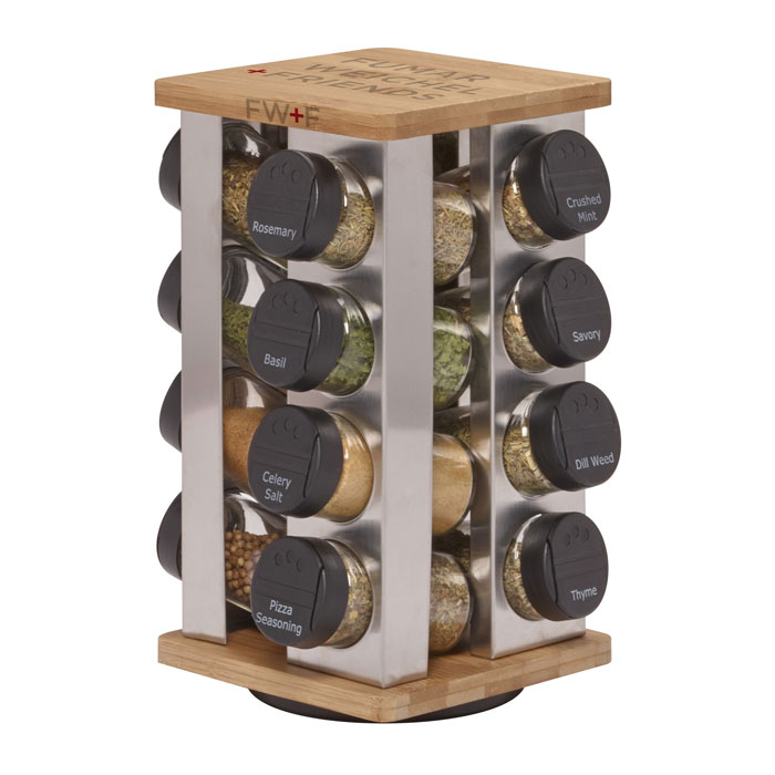 The Story-Doer's Spice Rack - Spices up any story. Or stew.