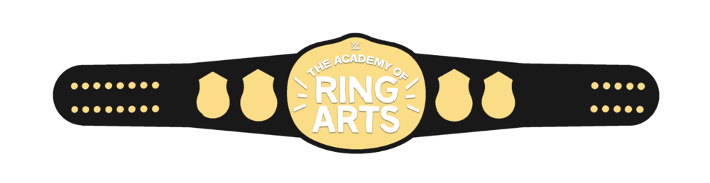 Graduation - Upon completing the program, all students will receive their own WWE Academy of Ring Arts championship belt.