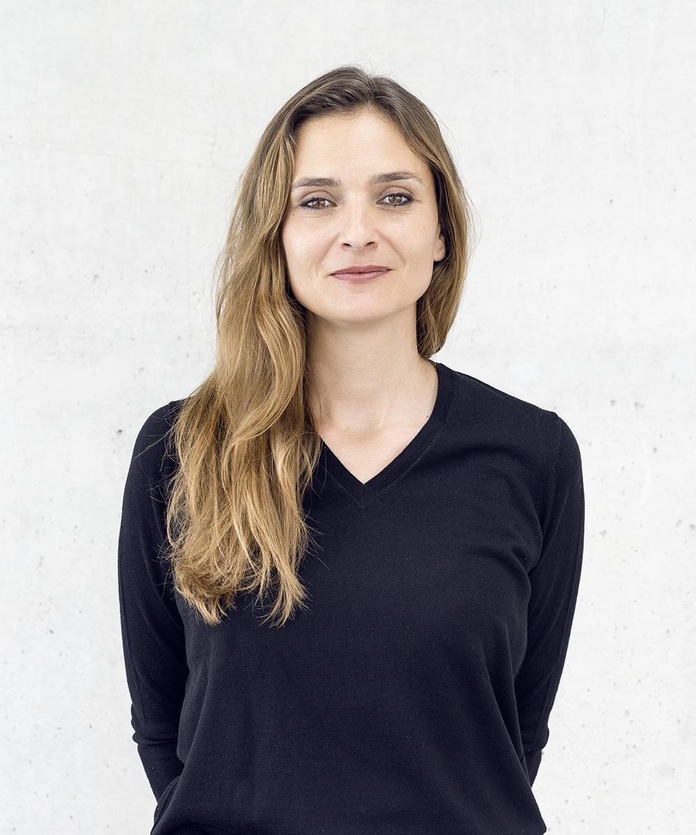 MICHELA CHIAVI     DIPL. ARCHITECT ETH/SIA   / MEMBER OF THE EXECUTIVE BOARD    michela.chiavi@iriadegen.com