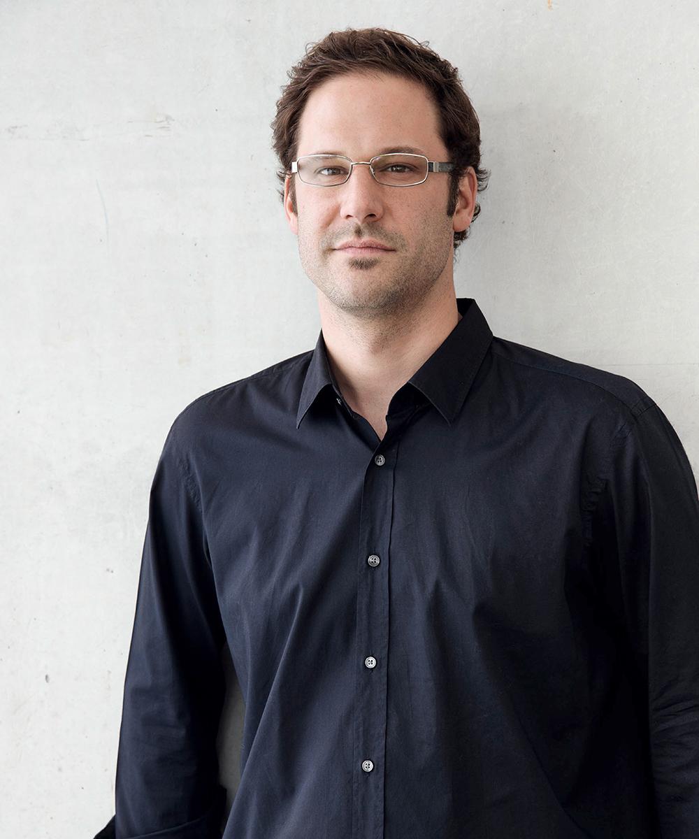 YVES BACHMANN     DIPL. ARCHITECT FH   / FREELANCE     yves.bachmann@iriadegen.com