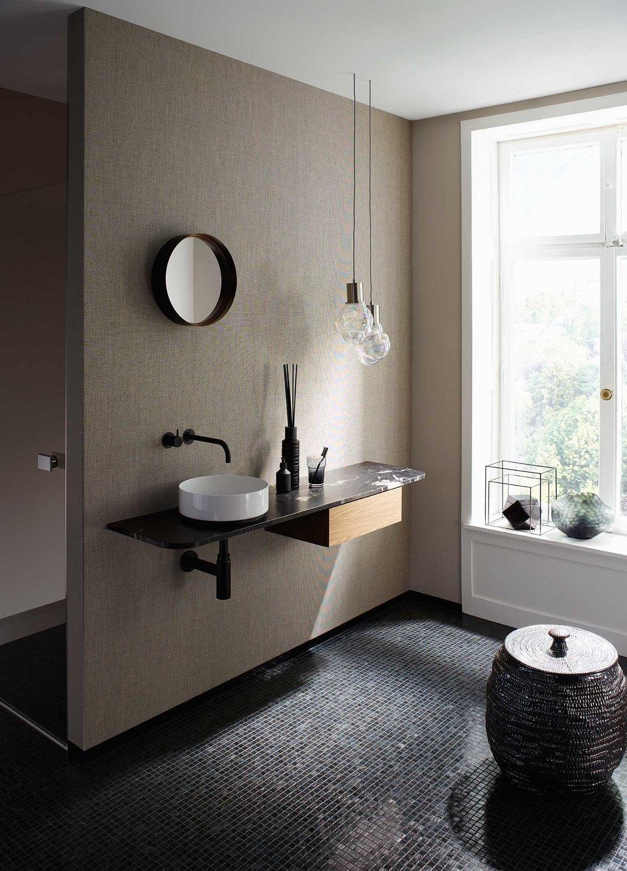 THE NEW BATHROOM COLLECTION ALTERNA UMA BY SANITAS TROESCH