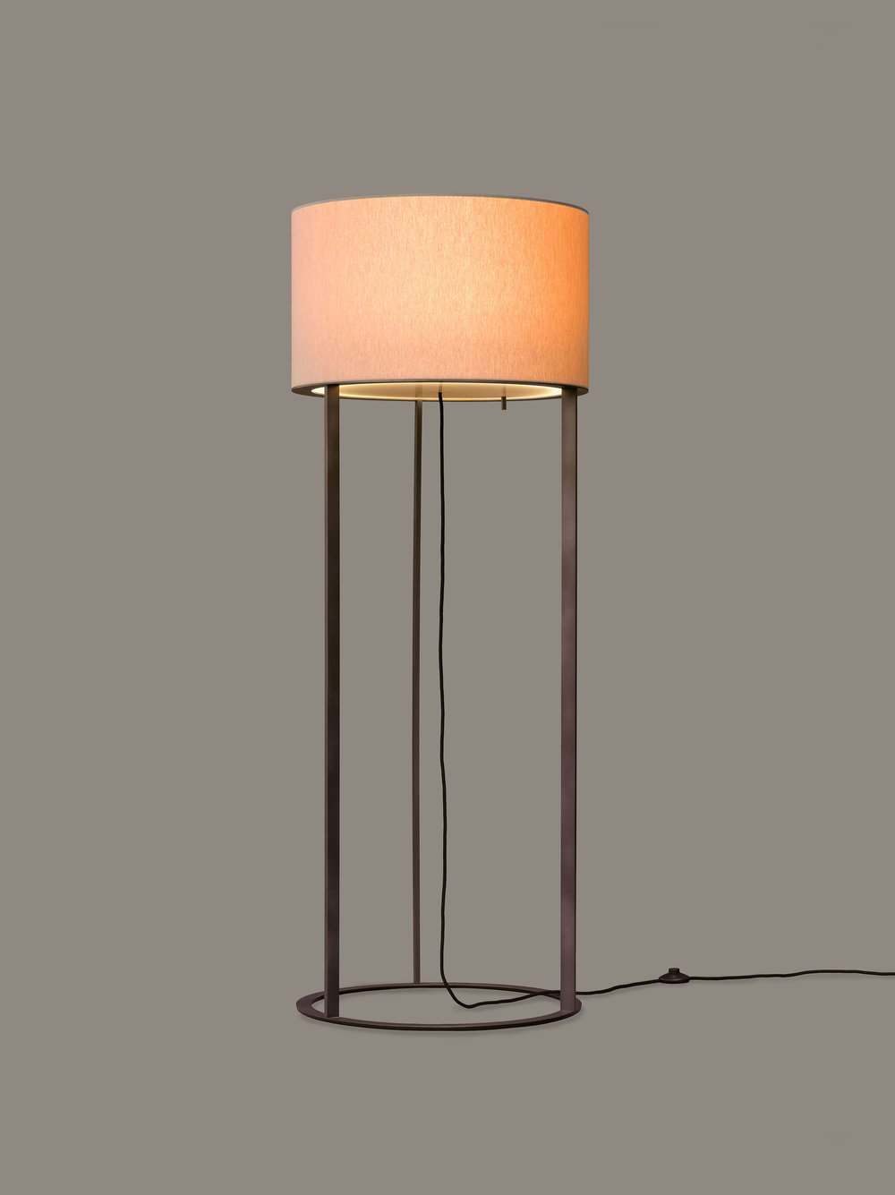 LOE FLOOR LAMP LED H 190 / 160 ø 60