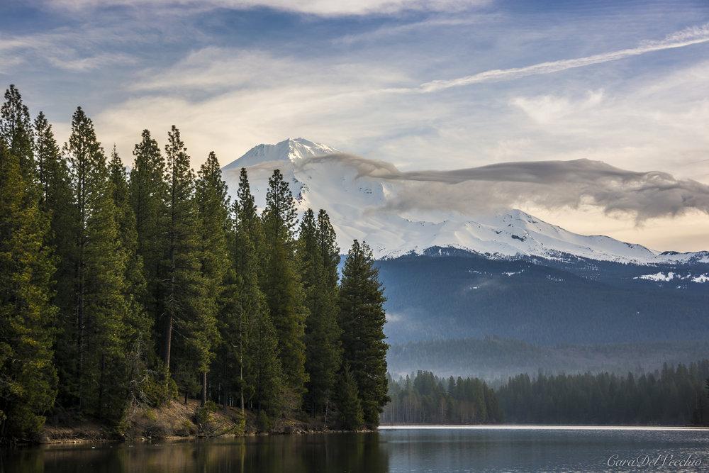 IMAGE #2 (Mount Shasta)