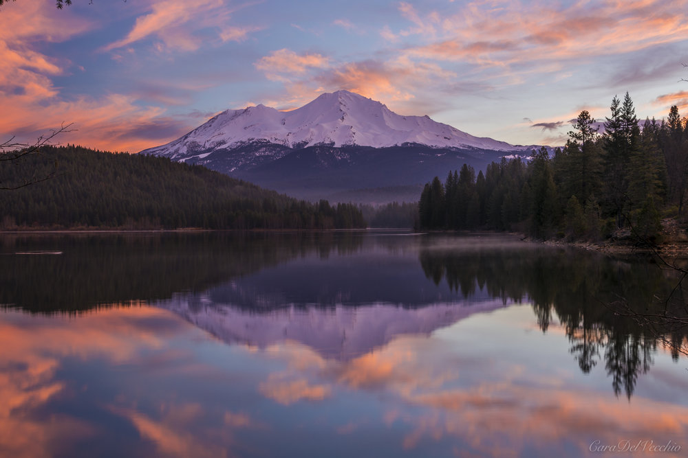 IMAGE #12 (Mount Shasta)