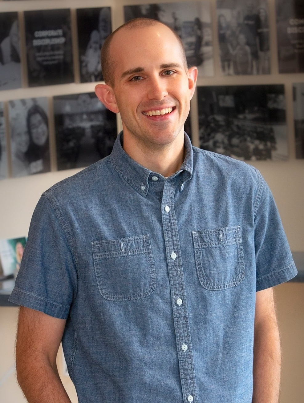 Clay Baker  |  Burlington Campus Pastor    clay@harmonybiblechurch.org