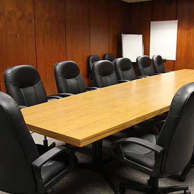 The mov Board Room