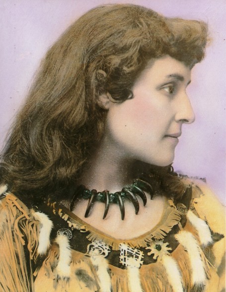 - The changing reception of E. Pauline Johnson exemplifies how the construction of cultural reputation is an ever-changing and ongoing process.
