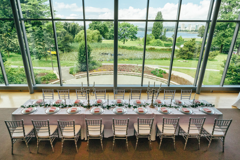 A perfect venue for smaller wedding ceremonies which provides exclusive access to our Garden Patio for a wedding ceremony. - Exclusive outdoor paths leading from the front of the Museum to the Garden Patio making for perfect entry and exit points for the bridal party.The indoor History Room is best suited for a seated or standing reception and allows dual door access onto the MOV Garden Patio