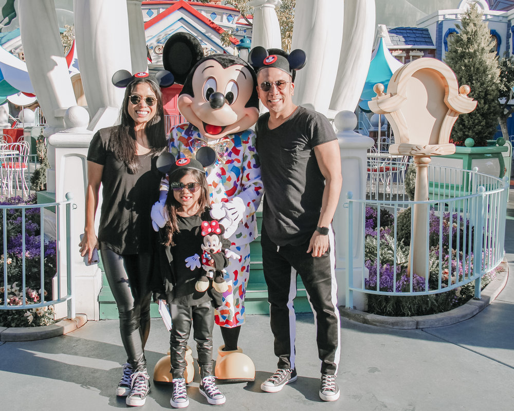 We love you, Mickey Mouse!