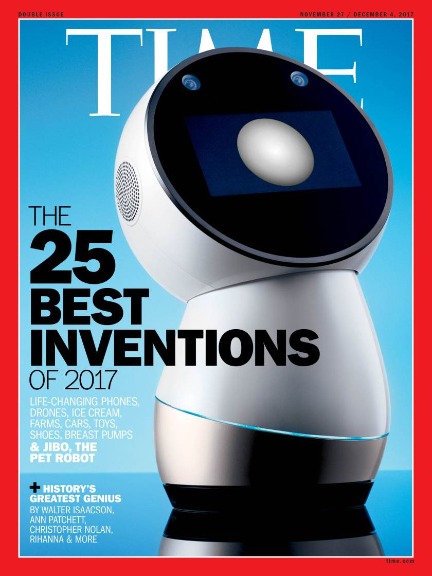 GreenWave's 3D Ocean Farming model was named as one of the 25 Best Inventions of 2017 by TIME Magazine