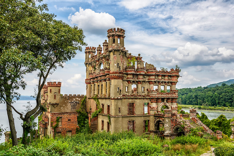 Bannerman Castle This Is Definitely Where I Parked My Car