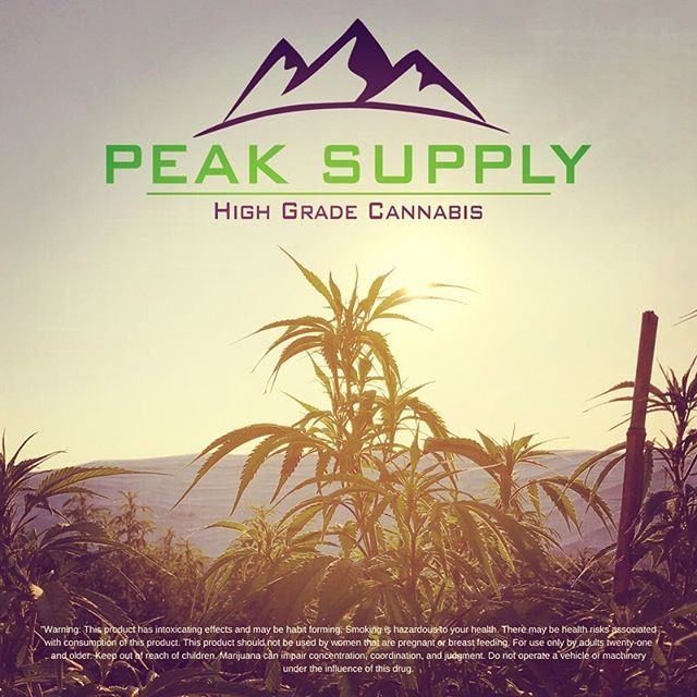 #sungrown #cannabis #cannabiscommunity #cannabisculture #easternwashington #peaksupply #cheneywa